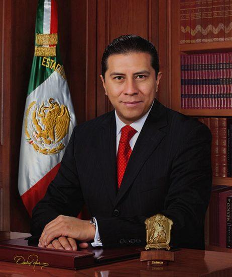 Juan Rodolfo Sánchez Gómez - Presidente Municipal de Toluca 2019-2021 - David Ross - Fotógrafo de Presidentes Municipales