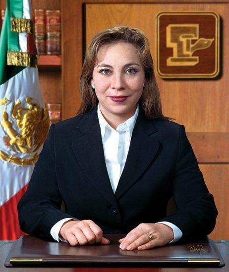 Julieta Villalpando Riquelme - Presidenta Municipal de Coacalco 2003-2006 - David Ross - Fotógrafo de Presidentes Municipales