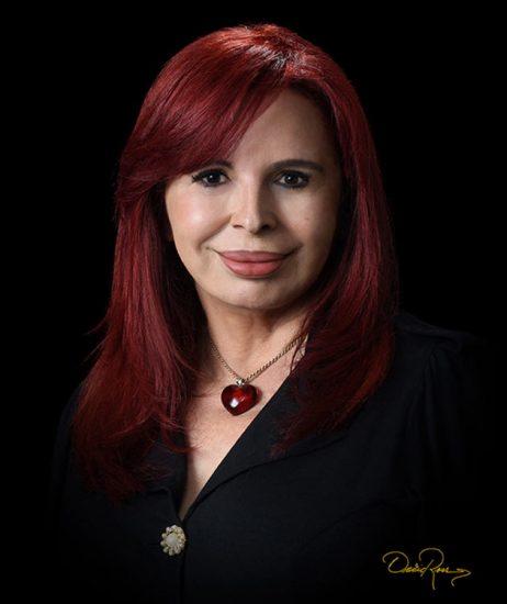 Layda Sansores San Román - política mexicana - David Ross - Fotógrafo de Políticos