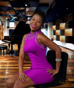 Lisbeth Polo Julio - Cantante - David Ross - Fotógrafo de Músicos y Artistas