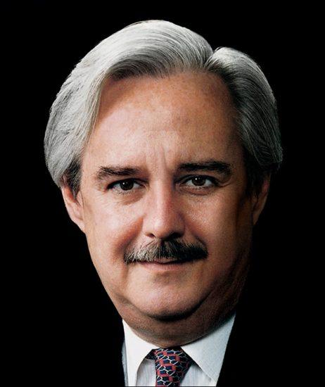 Lorenzo Hormisdas Zambrano Treviño - Empresario mexicano, Director General y Presidente del Consejo de CEMEX - David Ross - Fotógrafo de Empresarios