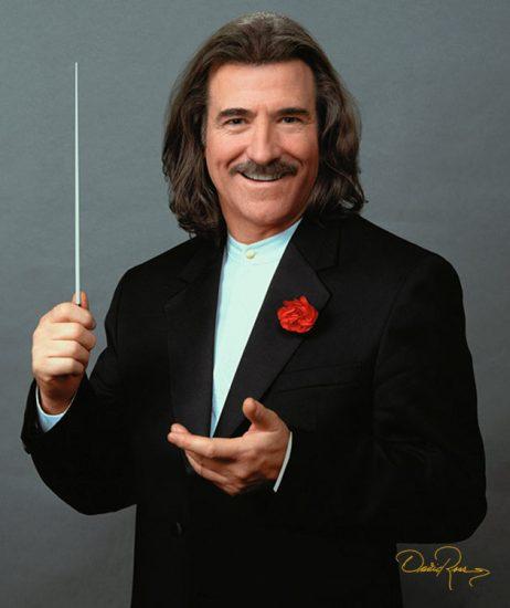 Luis Cobos Pavón - Compositor y Director de Orquesta - David Ross - Fotógrafo de Músicos y Artistas