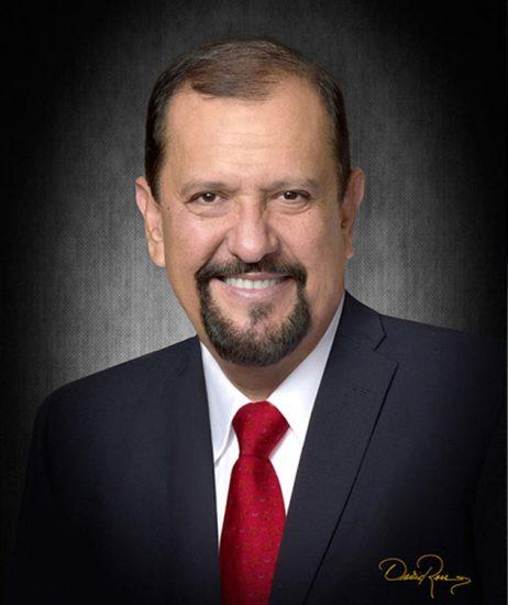 Manuel Cota Jiménez - Político mexicano - David Ross - Fotógrafo de Políticos