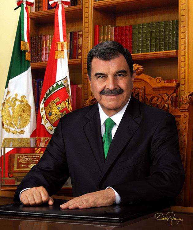 Mariano González Zarur - Gobernador de Tlaxcala 2011-2016 - David Ross - Fotógrafo de Gobernadores