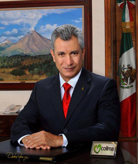 Mario Anguiano Moreno - Gobernador de Colima 2009-2015 - David Ross - Fotógrafo de Gobernadores
