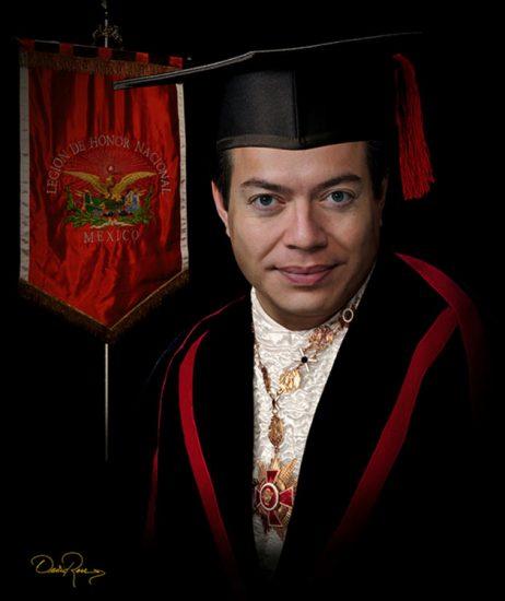 Mario Delgado Carrillo - Político mexicano - David Ross - Fotógrafo de Políticos
