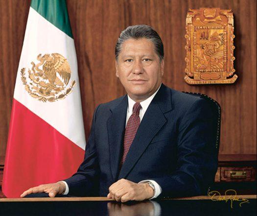 Melquiades Morales Flores - Gobernador de Puebla 1999-2005 - David Ross - Fotógrafo de Gobernadores