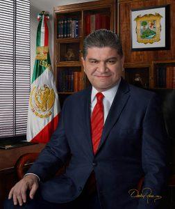 Miguel Ángel Riquelme Solís - Gobernador de Coahuila 2017 - David Ross - Fotógrafo de Gobernadores