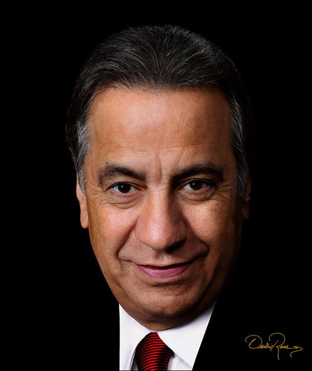 Miguel Rincón Arredondo - Presidente del Consejo de Administración de Biopapel - David Ross - Fotógrafo de Empresarios