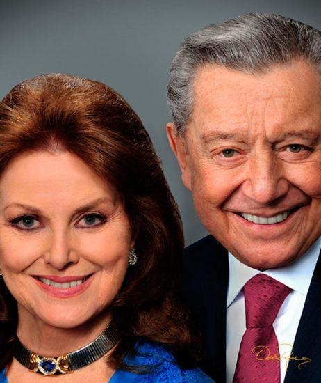 Miguel y Christian Alemán - Empresario y Político Mexicano - Esposa y Ex Reina de Belleza Francesa - David Ross - Fotógrafo de Personalidades