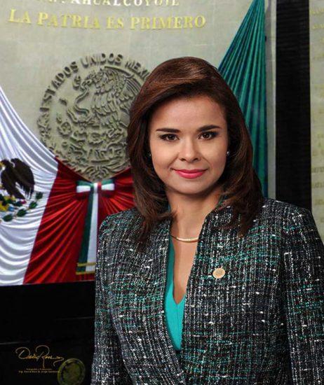 Montserrat A. Arcos Jiménez - Diputada del PRI por la LXIII Legislatura de Tamaulipas - David Ross - Fotógrafo de Políticos