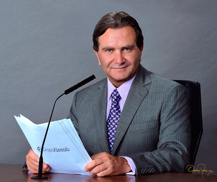 Óscar Mario Beteta Vallejo - Periodista y Conductor - David Ross - Fotógrafo de Comunicadores