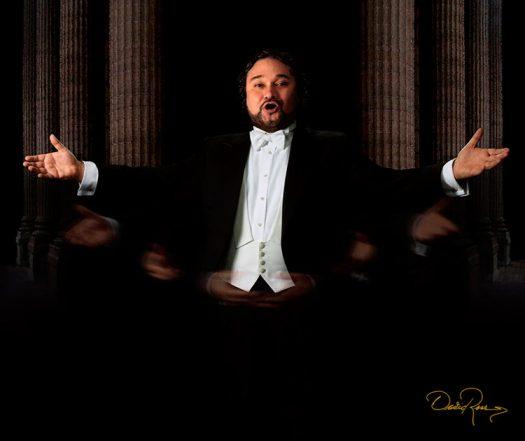 Ramón Vargas - Tenor - David Ross - Fotógrafo de Músicos y Artistas