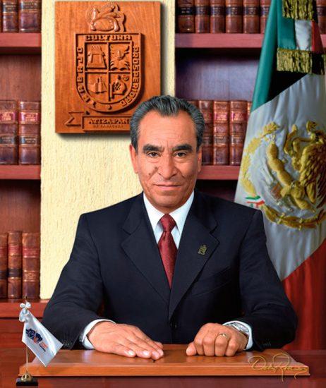 Régulo Pastor Fernández - Presidente Municipal de Atizapán de Zaragoza 2002-2005 - David Ross - Fotógrafo de Presidentes Municipales