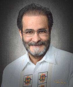 René Bejarano - Político, profesor normalista y catedrático universitario mexicano - David Ross - Fotógrafo de Políticos
