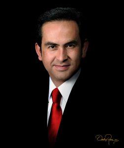 Ricardo Aguilar Castillo - Político mexicano, miembro del Partido Revolucionario Institucional - David Ross - Fotógrafo de Políticos