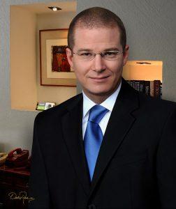 Ricardo Anaya Cortés - Político y abogado mexicano, militante del Partido Acción Nacional - David Ross - Fotógrafo de Políticos