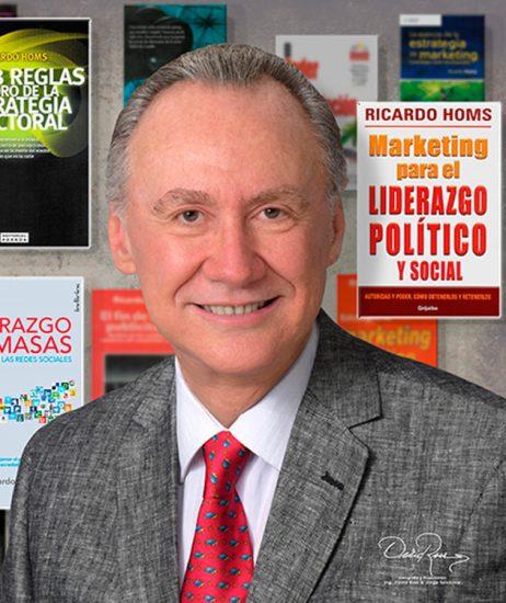 Ricardo Homs - Presidente de la Academia Mexicana de la Comunicación A.C. - David Ross - Fotógrafo de Consultores
