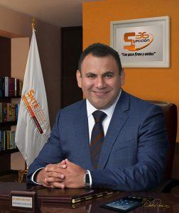 Rigoberto Vargas Cervantes - Secretario General de la Sección 36 del SNTE - David Ross - Fotógrafo de Políticos