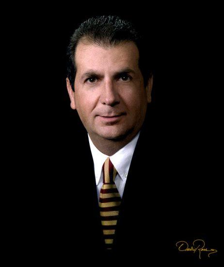Roberto Cavalcanti - Empresario Brasileño y Propietario de Sistema de Comunicación de Correo - David Ross - Fotógrafo de Publicistas