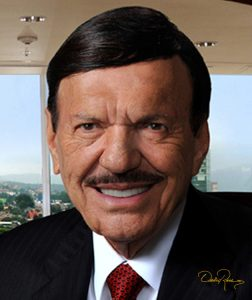 Roberto González Barrera - Empresario Mexicano, Fundador y Presidente del Consejo de Administración de Gruma, Presidente Vitalicio del Grupo Financiero Banorte - David Ross - Fotógrafo de Empresarios