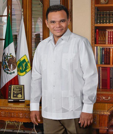 Rolando Rodrigo Zapata Bello - Gobernador de Yucatán 2012-2018 - David Ross - Fotógrafo de Gobernadores