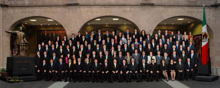 Senado de la República LIX Legislatura - David Ross - Fotografo de Grupos