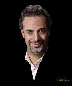 Santiago Pando - Publicista Político y Cineasta - David Ross - Fotógrafo de Publicistas