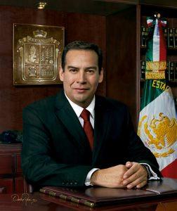 Sergio Octavio Germán Olivares - Presidente Municipal de Tecamac 2006-2008 - David Ross - Fotógrafo de Presidentes Municipales
