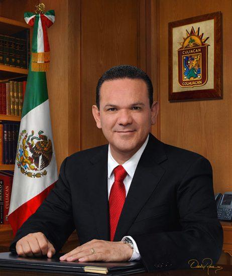 Sergio Torres Felix - Presidente Municipal de Culiacán - David Ross - Fotógrafo de Presidentes Municipales