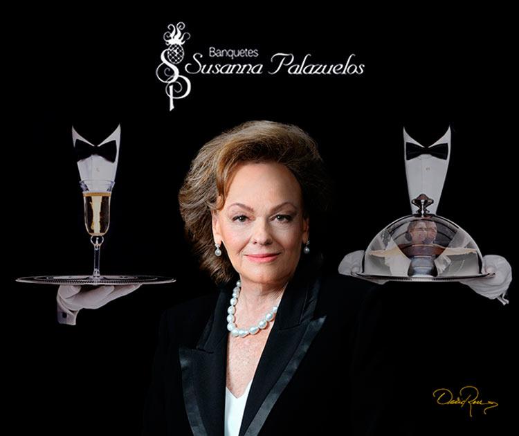Susana Palazuelos - Empresaria, Chef Internacional, Delegada Estatal de la Cruz Roja en Guerrero - David Ross - Fotógrafo de Empresarios