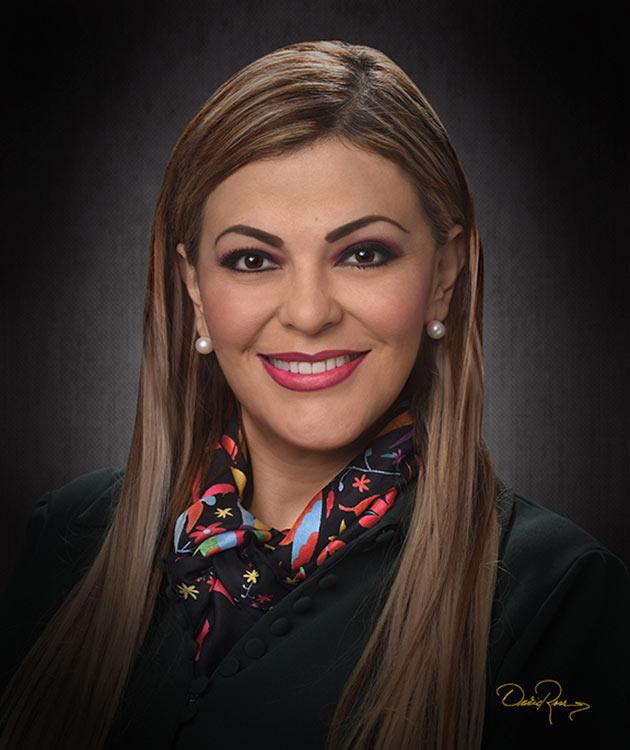 Verónica Ríos - Consultor de Imagen Integral y Empresarial - David Ross - Fotógrafo de Consultores