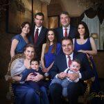 Familia Camou - David Ross Fotógrafo de Grupos Empresarios